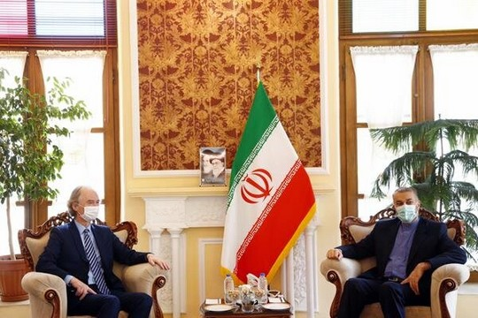 Amir-Abdollahian : L'Iran défendra la Syrie dans la région avec puissance