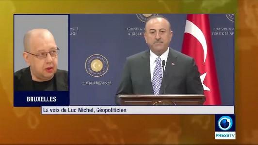 La Turquie fer de lance de l'Otan en Syrie comme en Libye et au Nagorno-Karabach