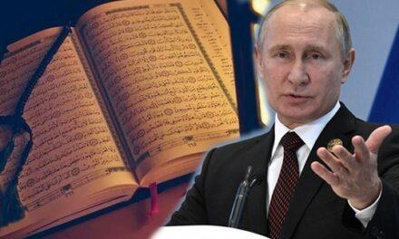 Poutine sur Charlie Hebdo : 'Au nom de la liberté d'expression, des provocateurs déchirent durablement la société'