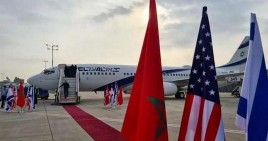 L'Algérie et la Tunisie empêchent un avion israélien de traverser leur espace aérien