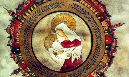 Salutations de Noël à nos frères et sœurs en cette Terre…