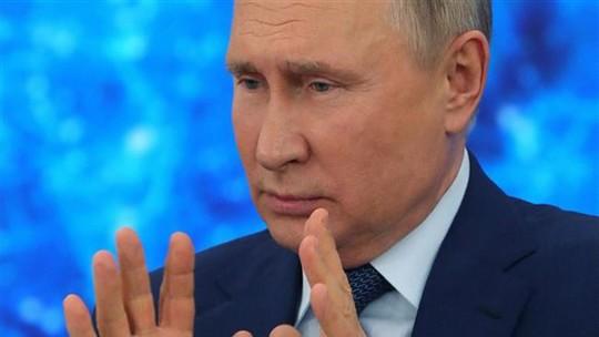 Biden: premier avertissement de Poutine