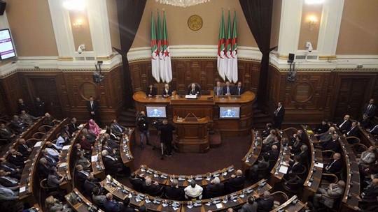 Casus belli d'Alger à Israël?