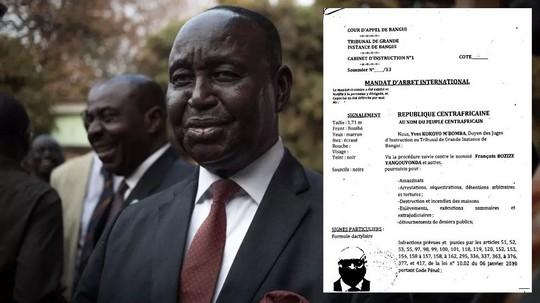 La candidature de François Bozizé à la présidentielle invalidée