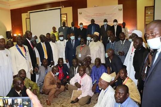 Touadéra pacifie la RCA : signature d'un pacte de réconciliation pour la zone Nord-est à Bangui