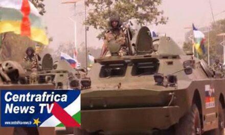 Célébration du 62e anniversaire de la République centrafricaine