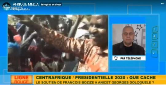 Le duo Bozizé-Dolegele jokers de la Françafrique à la présidentielle centrafricaine