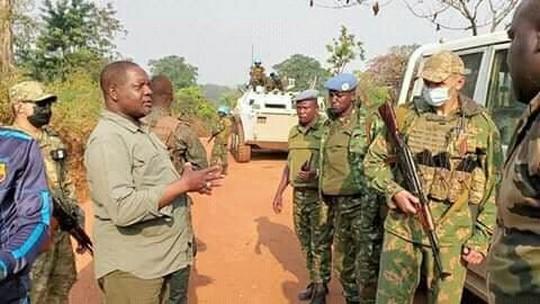 Tout sauf Touadéra : les FACA neutralisent une tentative de putsch de Bozizé et des groupes armés