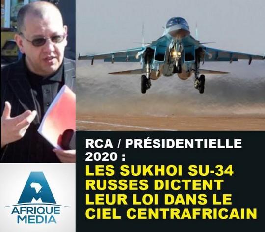 Comment les Russes ont gagné la bataille de Bangui