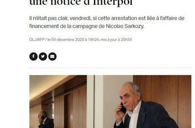 France – Liban : Ziad Takieddine arrêté à Beyrouth après une notice d'Interpol