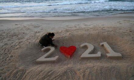 Bonne année 2021 de Gaza la vie