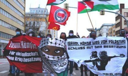 De Paris à Magdebourg, solidarité avec Georges Abdallah et la résistance palestinienne