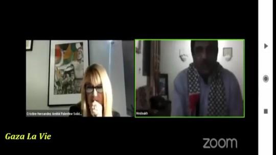 La culture palestinienne entre résistance et espoir dans une rencontre de solidarité en France