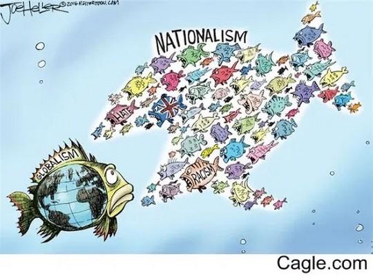 Le nationalisme face à la mondialisation