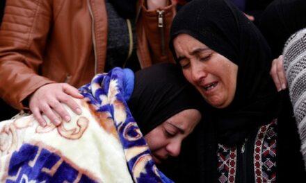 Israël tue un enfant, puis, il ment