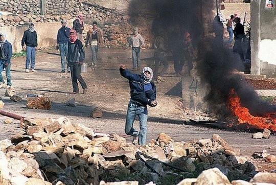 Comment l'Intifada a transformé le discours politique palestinien