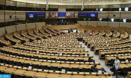 Le parlement européen en ordre de bataille