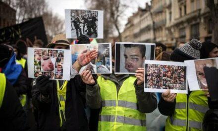 Dérive autoritaire : police et justice outils indispensables du macronisme