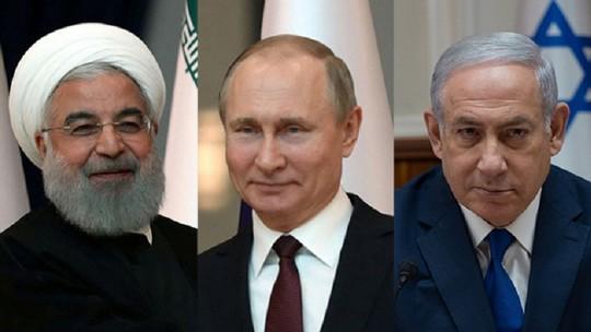 Aux yeux de la Russie, c'est Israël et non l'Iran qui déstabilise le Moyen-Orient