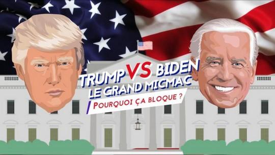 Présidentielle 2020 : l'Amérique en route vers le mur ?