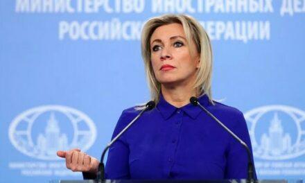 Zakharova: les diplomates US «devront s'expliquer» sur la publication d'itinéraires d'une action non-autorisée en Russie