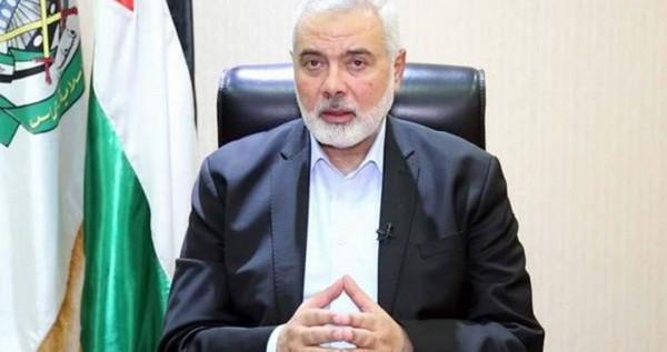 Haniyeh appelle à un bloc solide cohérent avec le choix de l'Intifada et de la résistance