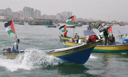 La marine égyptienne arrête 3 pêcheurs palestiniens dans la mer de Rafah