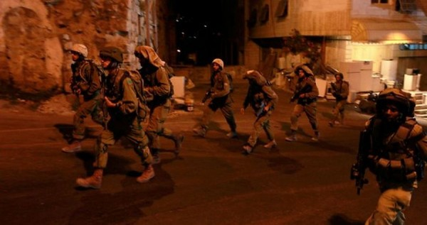 Raids et arrestations dans diverses zones en Cisjordanie occupée