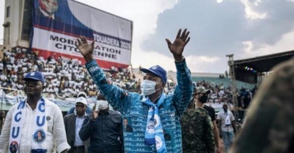 Touadéra réélu au premier tour : un plébiscite pour la président qui irrite les occidentaux !