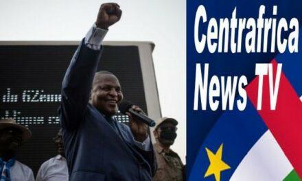 La triple victoire de président Touadera : électorale – militaire – politique
