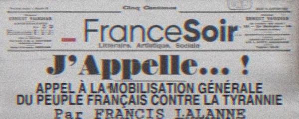 Affaire Lalanne : « Parler d'une forme de dictature n'est pas absurde »