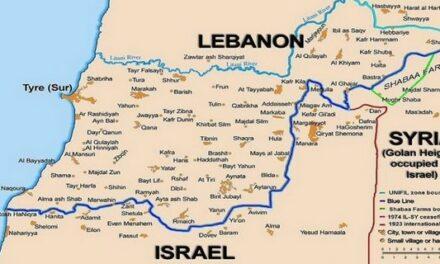 Les guerres de l'eau au XXIe siècle (III) : Israël vs Liban