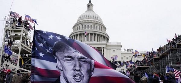 Géoidéologie : comme moi, à Moscou, des responsables prophétisent le déclin de l'Amérique après l'invasion du Capitole !
