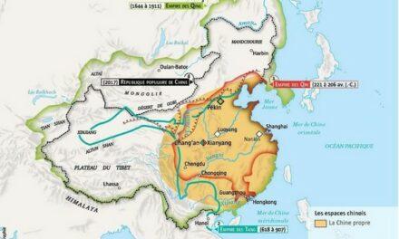 La Chine et son être-au-Monde