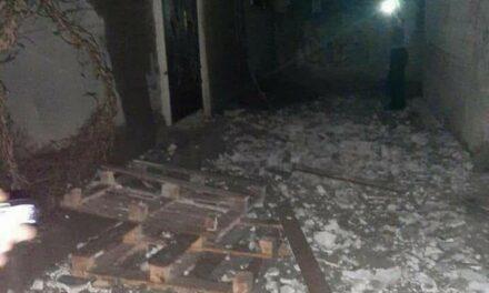 Pour le deuxième jour consécutif trois raids israéliens et bombardements intensifs sur la bande de Gaza