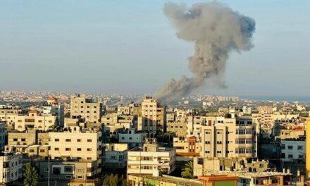 Cinq raids israéliens et bombardements intensifs sur la bande de Gaza ce lundi 18 janvier 2021