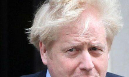 Lettre à Boris Johnson