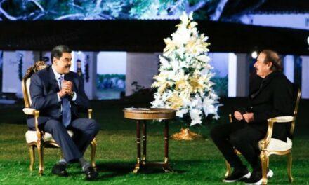 L'interview intégrale de Nicolas Maduro