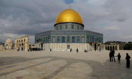 Plan sioniste pour démanteler le Dôme du rocher et y bâtir le Temple présumé