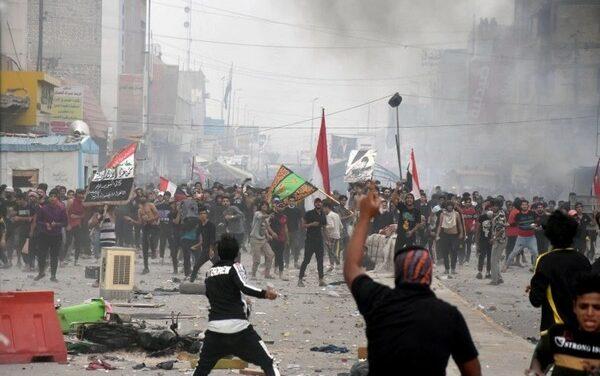 Irak : affrontements sanglants à Nasiriyah entre protestataires anti-gouvernementaux et forces de sécurité