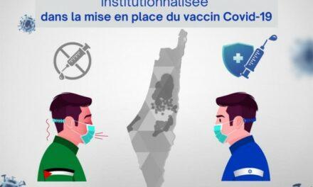 Racisme et discrimination institutionnalisée dans la mise en place du vaccin contre la Covid-19