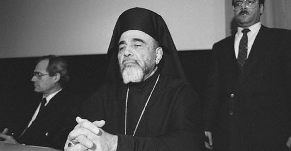 Hommage à Mgr Hilarion Capucci, «Hares al Qods», le Gardien de Jérusalem, la cause sacrée des Arabes et des Musulmans.