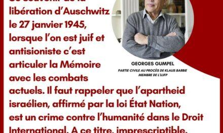 Penser Auschwitz aujourd'hui et la modernité du crime contre l'Humanité