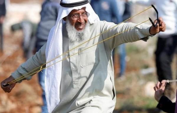 Un vieil homme palestinien de 73 ans arrêté par l'armée israélienne en Cisjordanie ce vendredi 8 janvier 2021