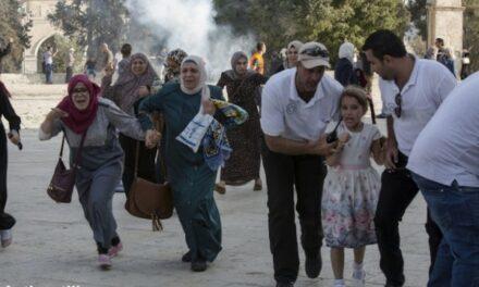 Al-Qods est l'objet d'une attaque concertée entre les US et Israël