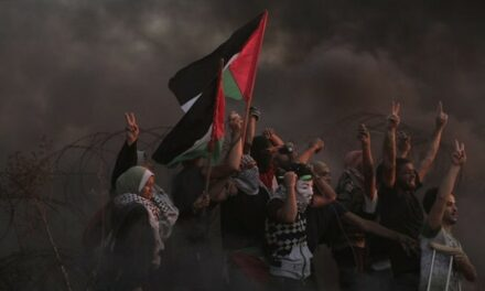 L'engagement russe en Palestine tarde à se traduire en actes