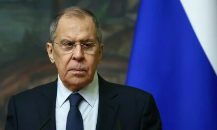 Sergueï Lavrov qualifie d'«hystérie» la réaction de l'Occident sur l'affaire Navalny