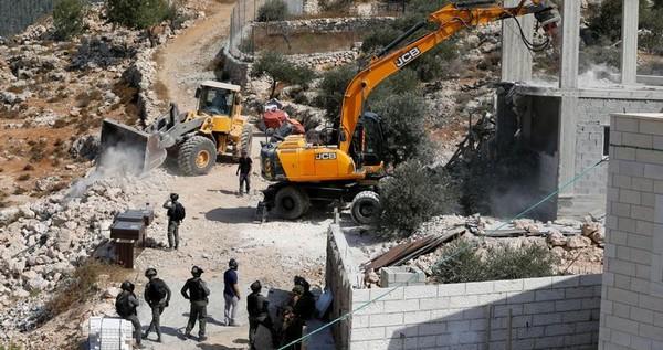 Jérusalem : Campagne de solidarité avec les familles dont l'occupation a démoli les maisons