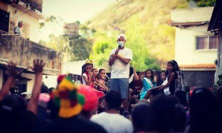 « Être un jeune leader dans une révolution »