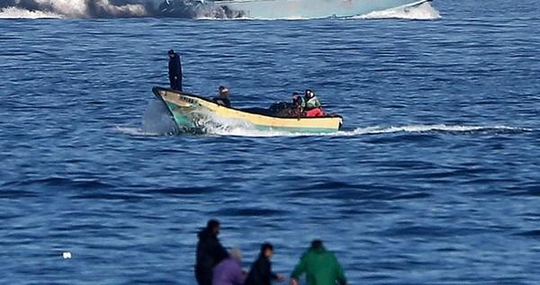 Les forces d'occupation ouvrent le feu sur des pêcheurs palestiniens au large de Gaza